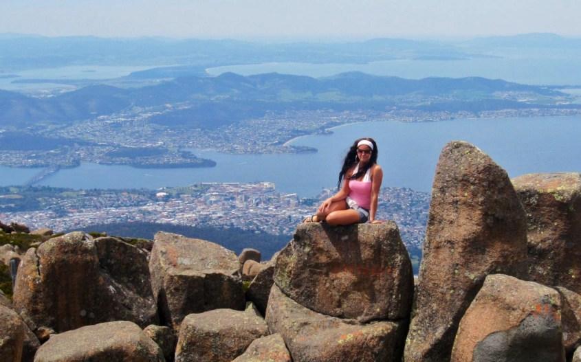 Tasmania | Mt Wellington