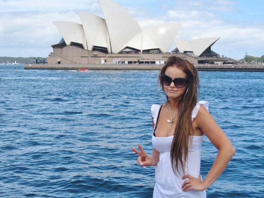 Uusivuosi Sydneyssä
