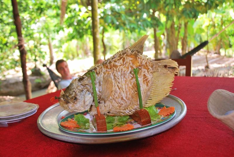 kalaa vietnamilaiseen tyyliin