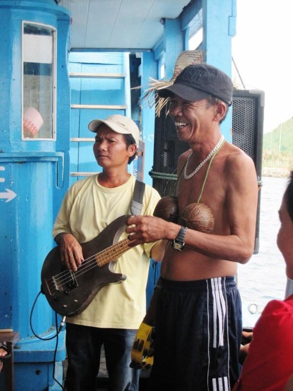 Veneretki Vietnamissa Nha Trangissa