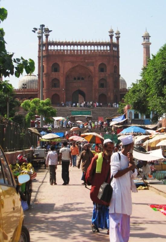 Delhin katukuva