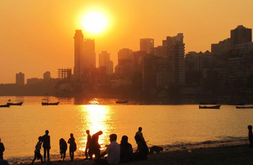 Vastakohtien Mumbai