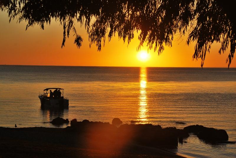 auringonnousu länsi-australiassa