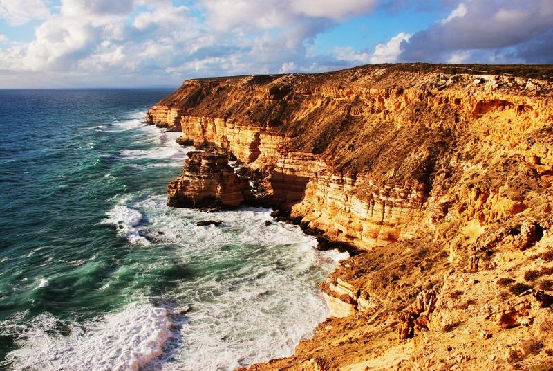 kalbarrin rannikkoa western australiassa