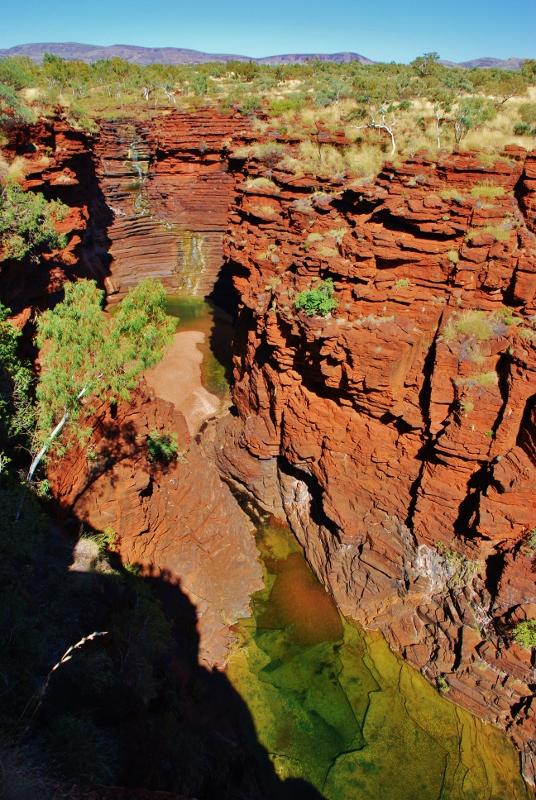 Karijini, länsi-australia