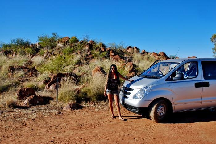 road tripillä australiassa