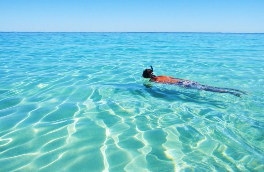 Australian länsirannikon salattu paratiisi
