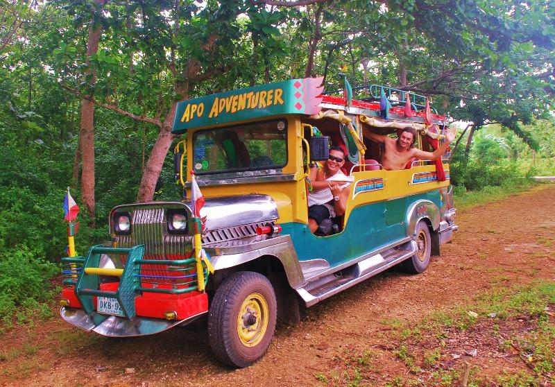 Jeepney Filippiinit
