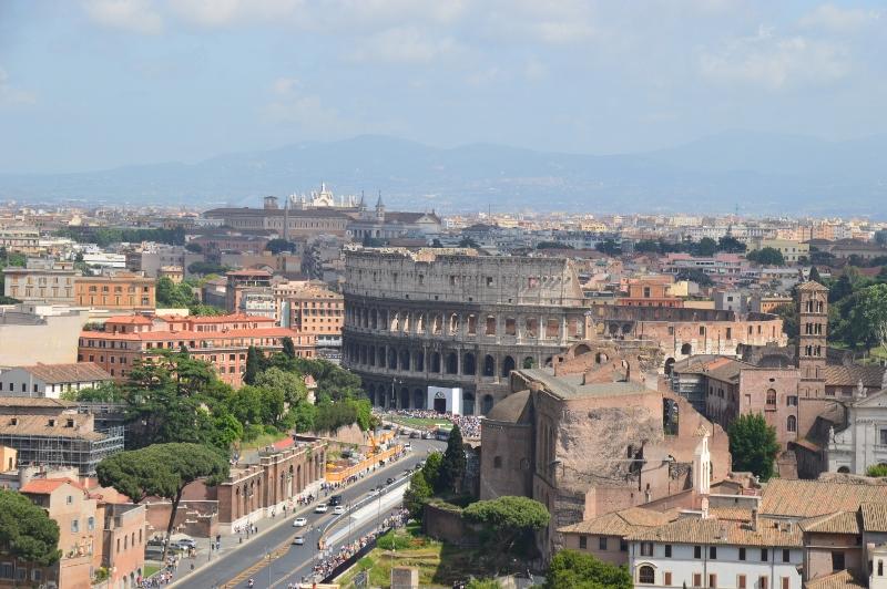 Colosseum, Rooma
