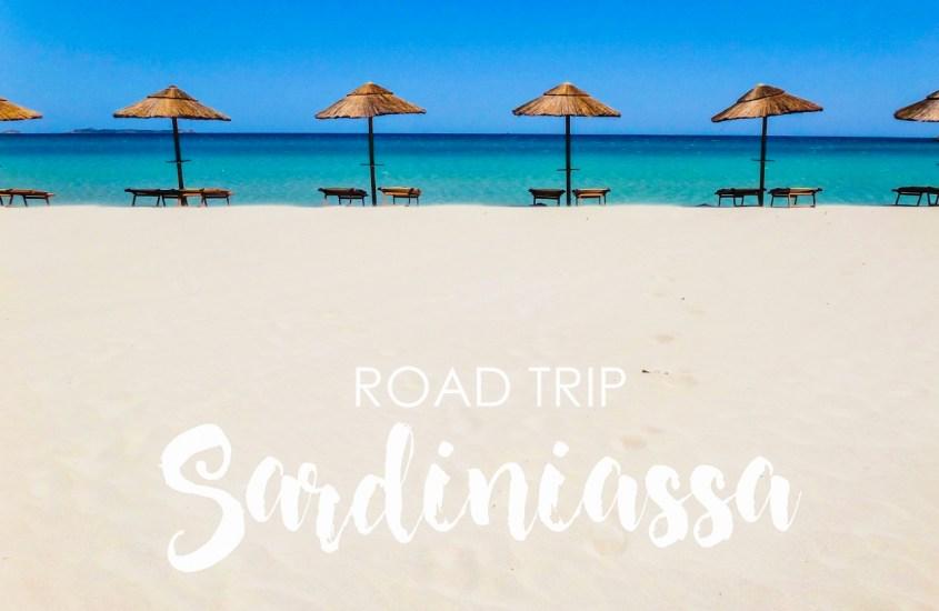 Road trip Sardiniassa