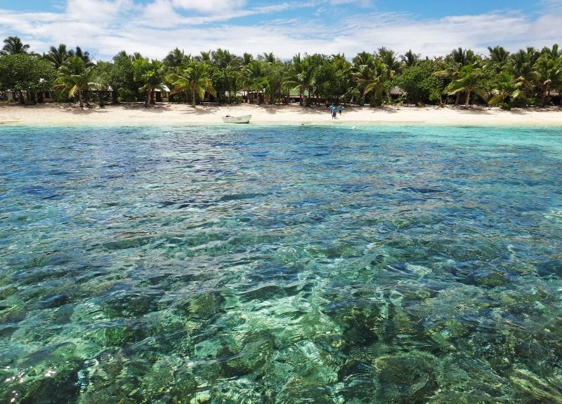 Barefoot Island, Fiji