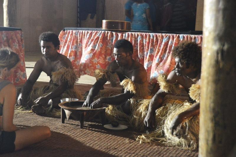 Kavaseremonia Fidzillä