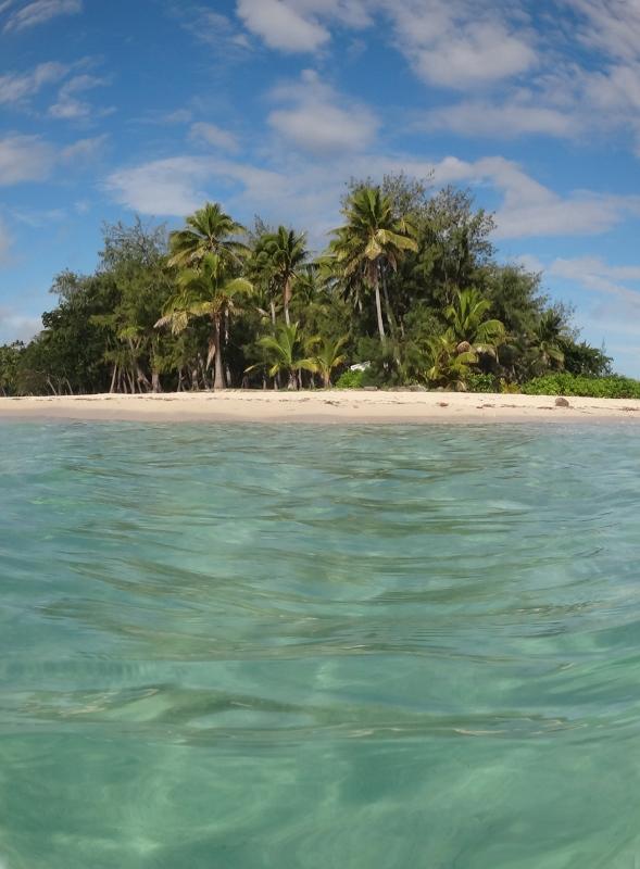 Palmuranta Fidzin Yasawa-saarilla