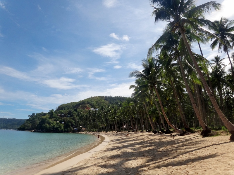 El Nido saarihyppely