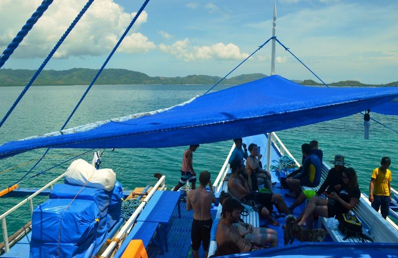 Tao Philippines saarihyppely Filippiineillä