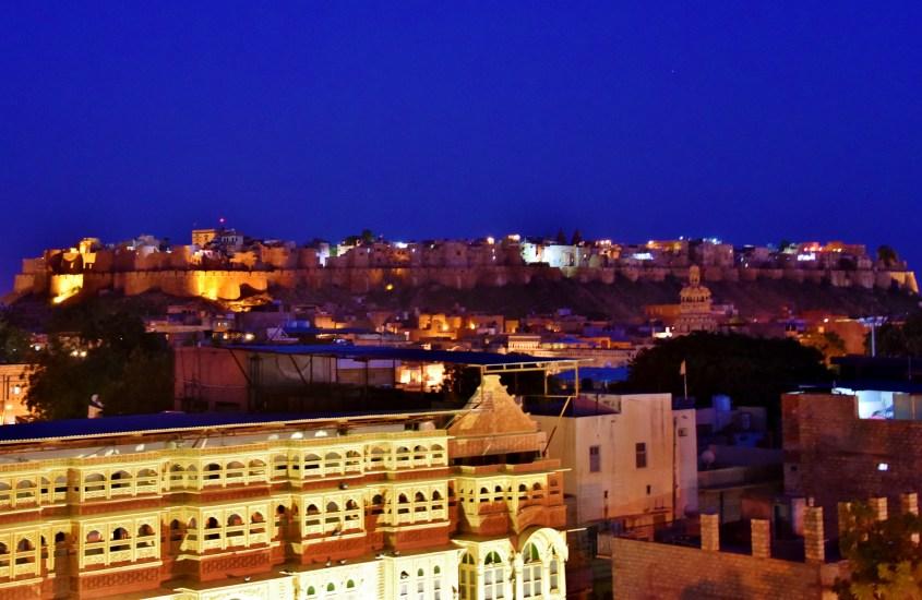 Jaisalmer – Aavikon kultainen kaupunki
