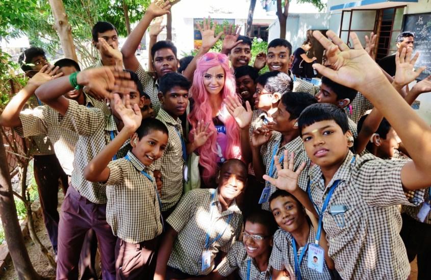 Riksaralli Intiassa, osa 3