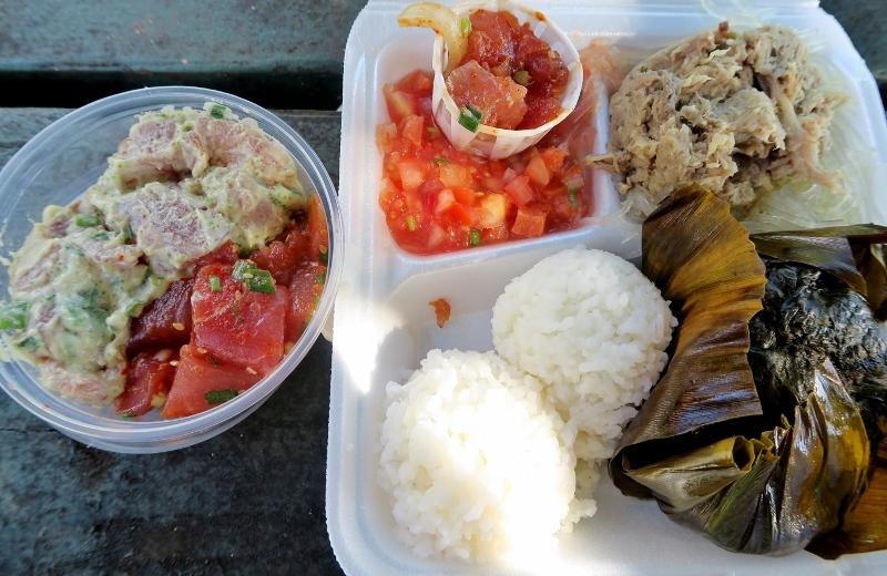 havaijilaista ruokaa