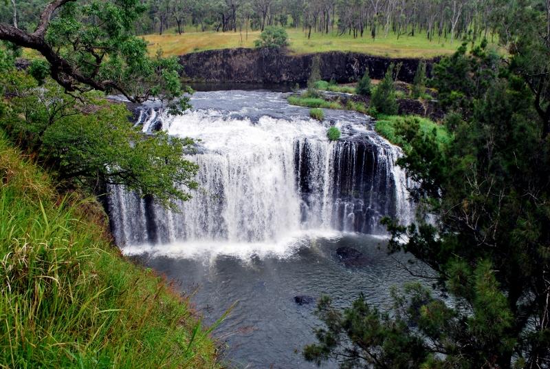 Millstream Falls Queensland