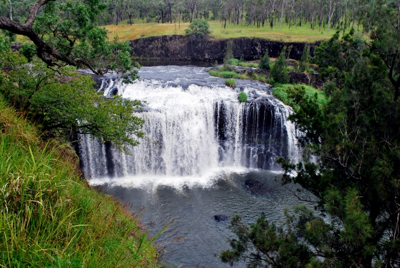Millstream Falls Queensland