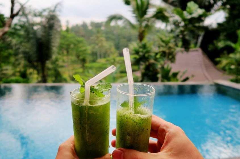 Bali Ubud majoitus