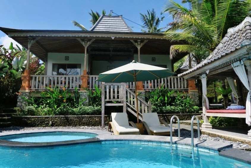 Bali majoitus | Pondok Sebatu villa