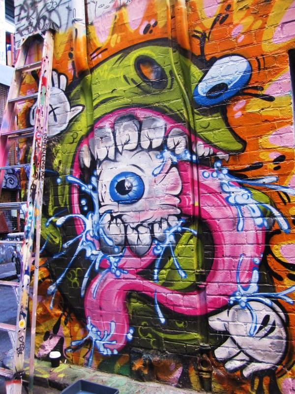 Melbournen kujat