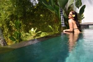 Ubud, Bali majoitus
