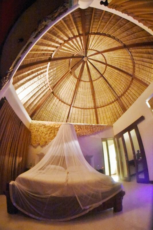 Bungalow majoitus Ubudissa Balilla