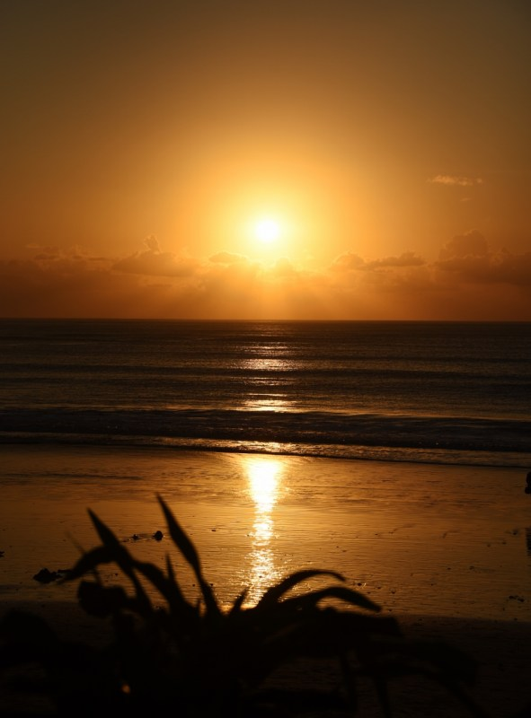 JImbaran Bay Balin parhaat auringonlaskut