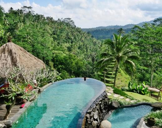 Bali villa majoitus