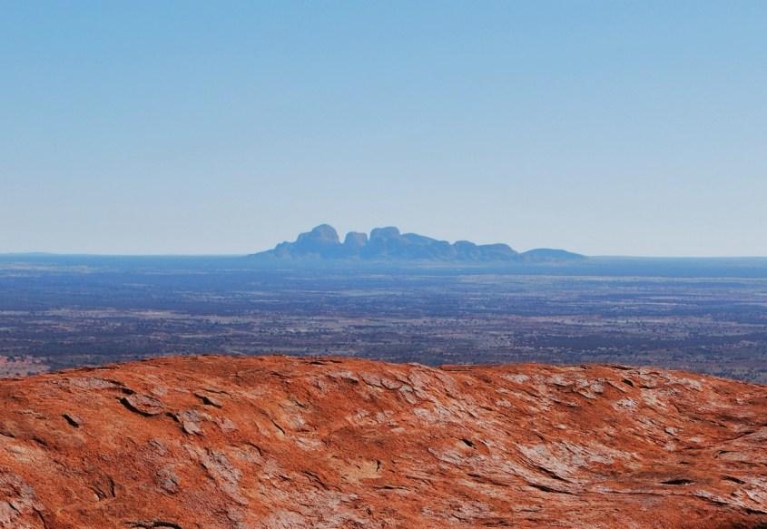Australian eeppisimmät maisemat - Kata Tjuta