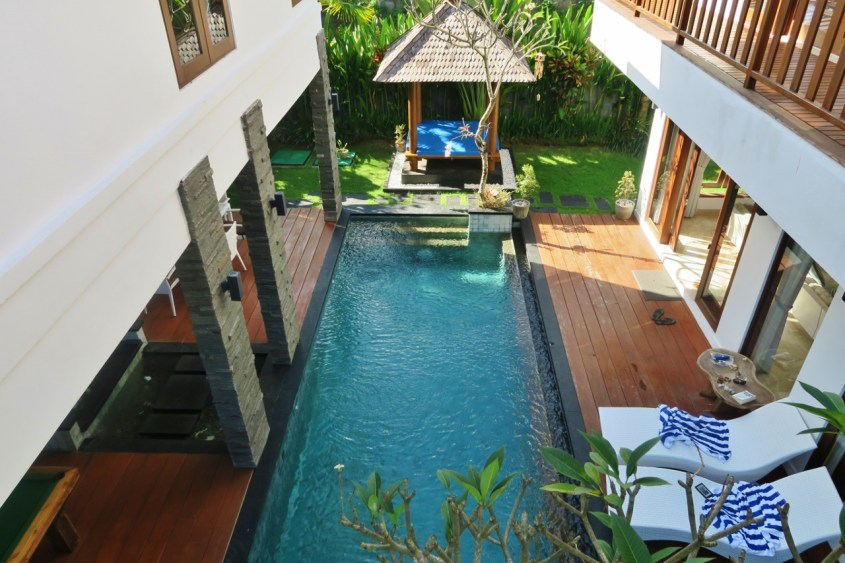 Bali majoitus | Villa Canggussa