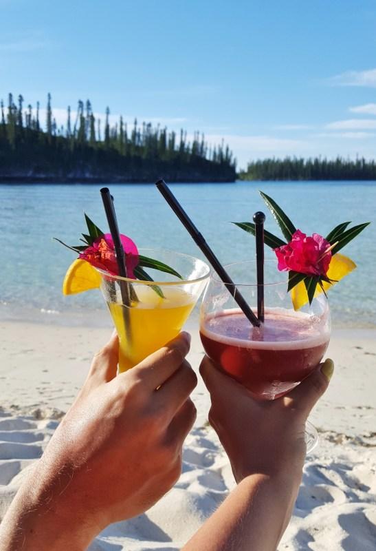 Maailman kaunein ranta, Oro Bay, Uusi-Kaledonia