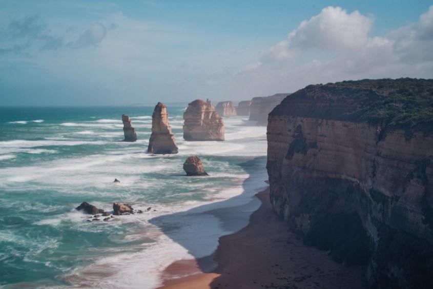 Australian eeppisimmät maisemat - Great Ocean Road