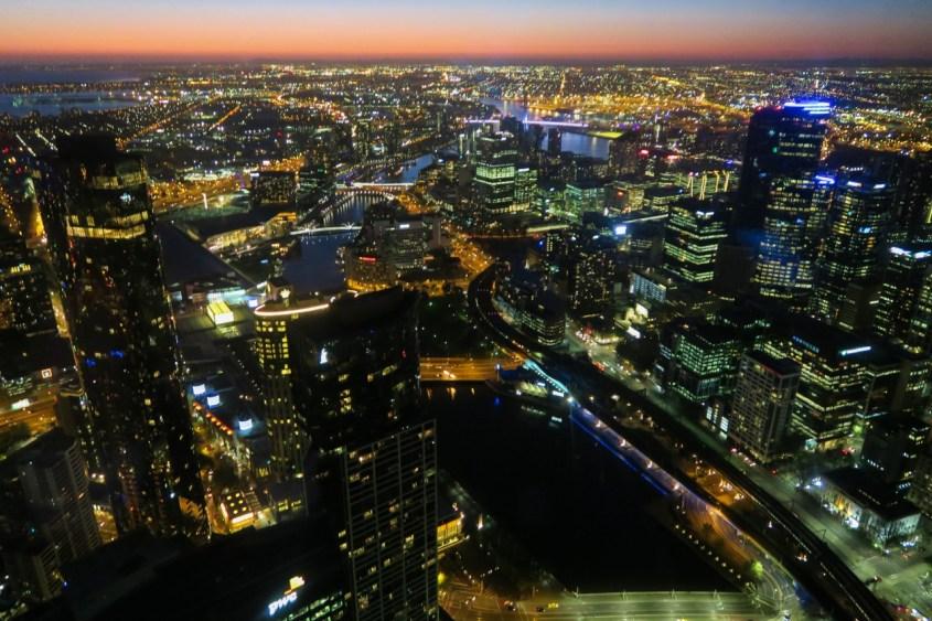 Mitä tehdä Melbournessa - Eureka