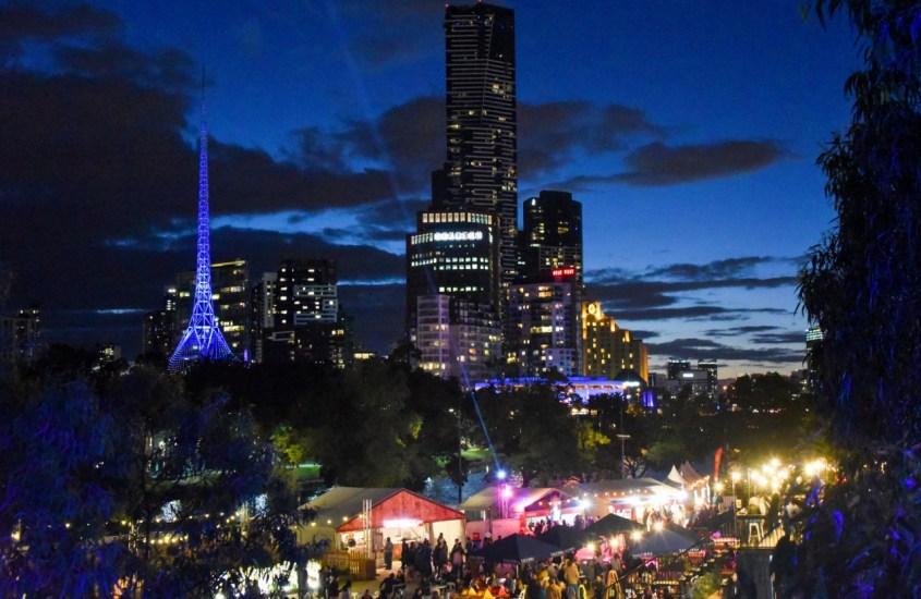 Melbournen kuulumisia ja blogipalkintoja