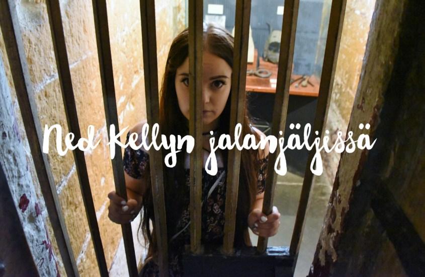 Maaseudulta Melbournen vankilaan – Ned Kellyn jalanjäljissä
