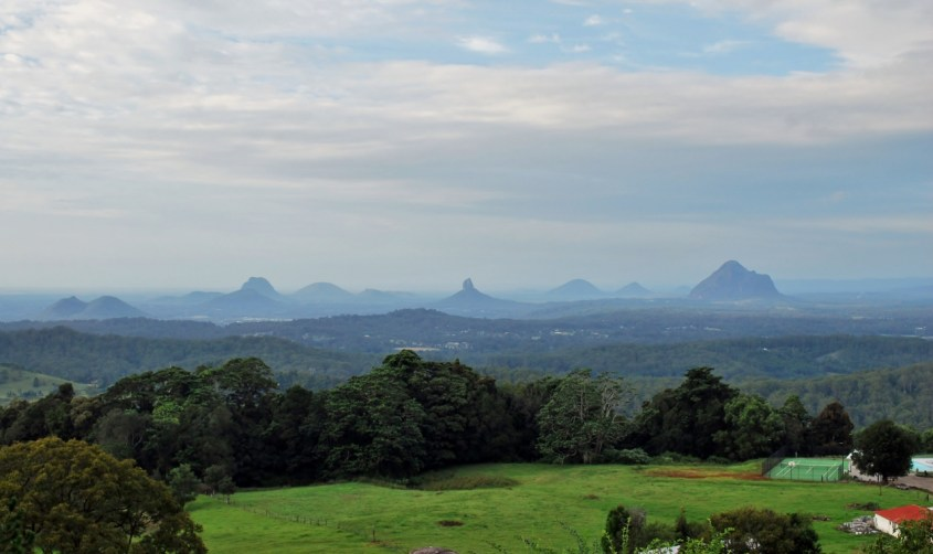 Glasshouse Mountains, Sunshine Coast