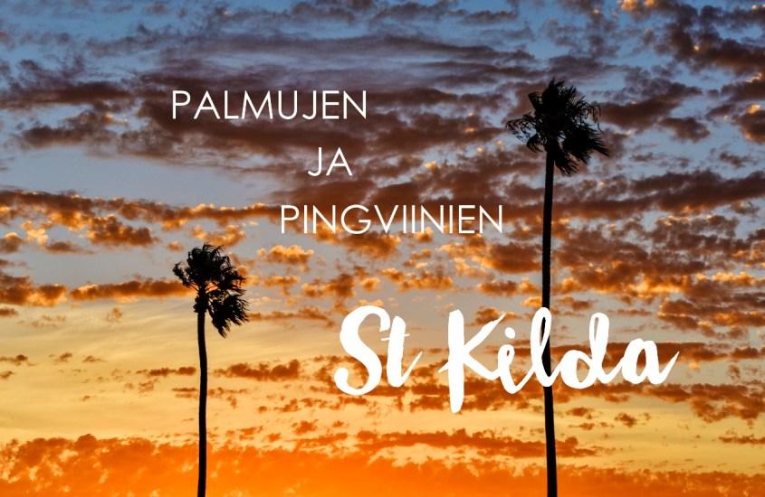 Palmujen ja pingviinien St Kilda