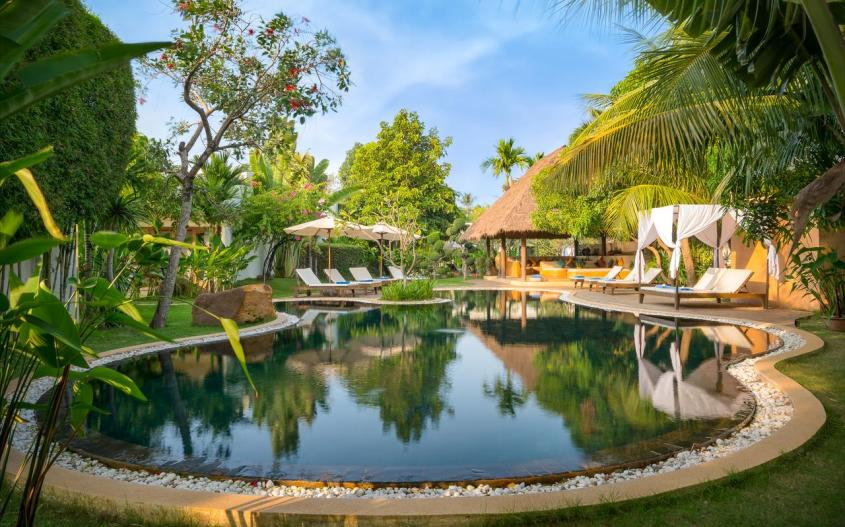Siem Reap hotelli