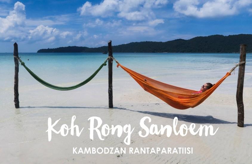Koh Rong Sanloem – Kambodzan rantaparatiisi