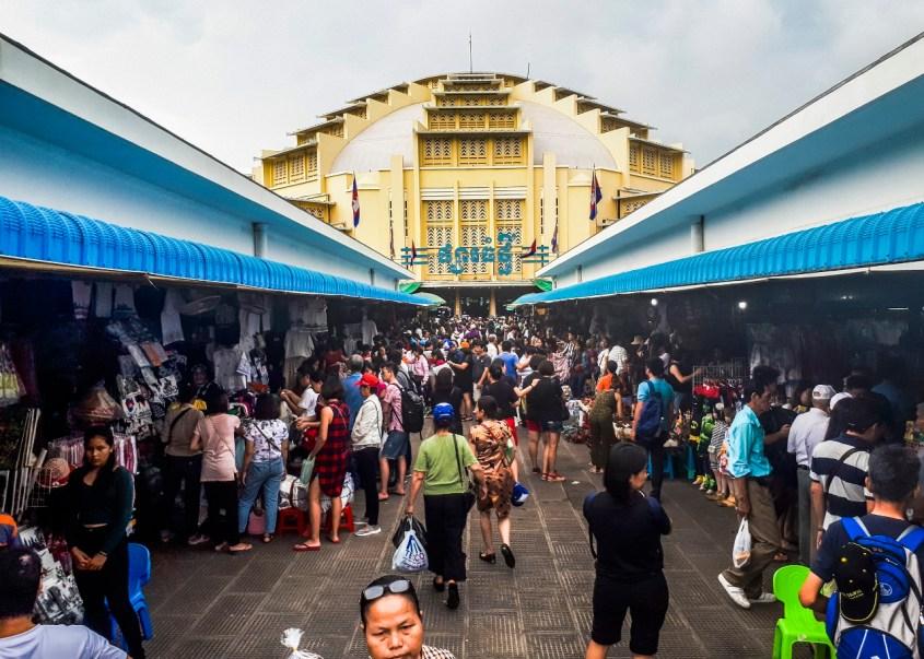 Phnom Penh nahtavyydet