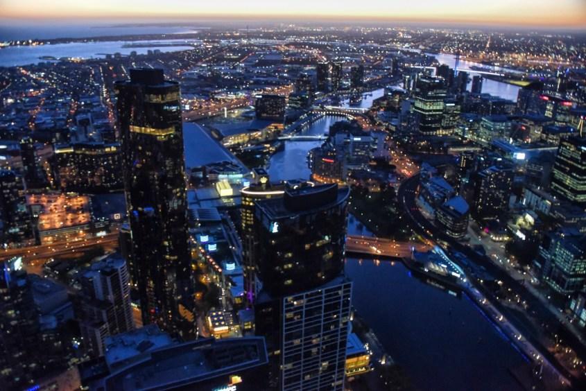 Melbourne nähtävyydet