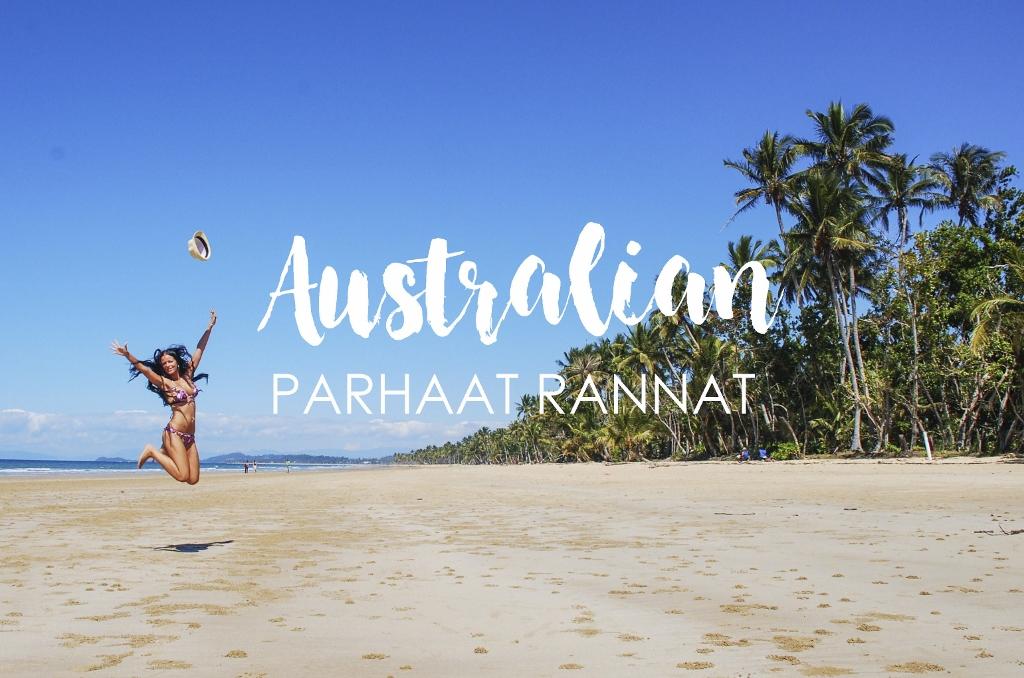 Australian parhaat rannat