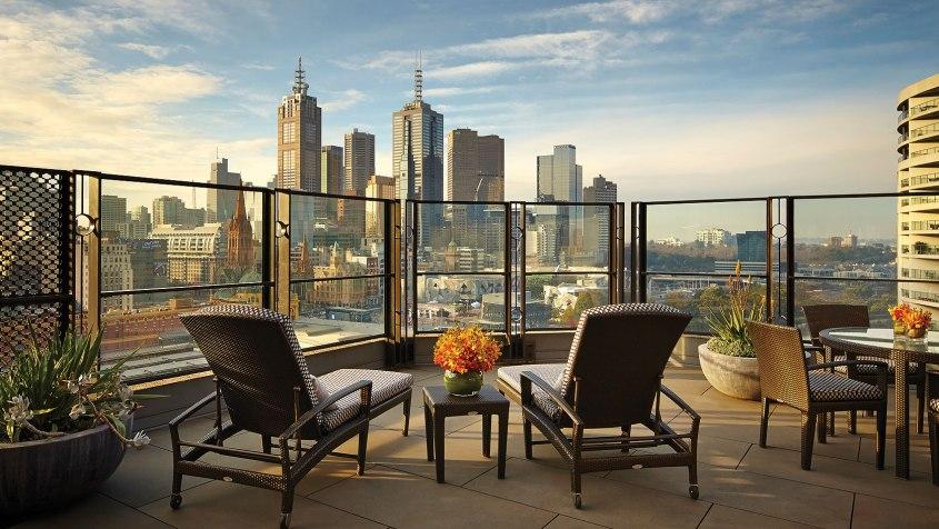 Hotelli Melbourne