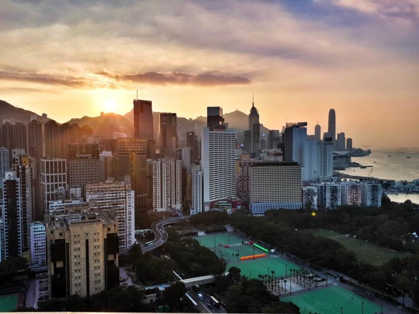 Hotelli Hongkong