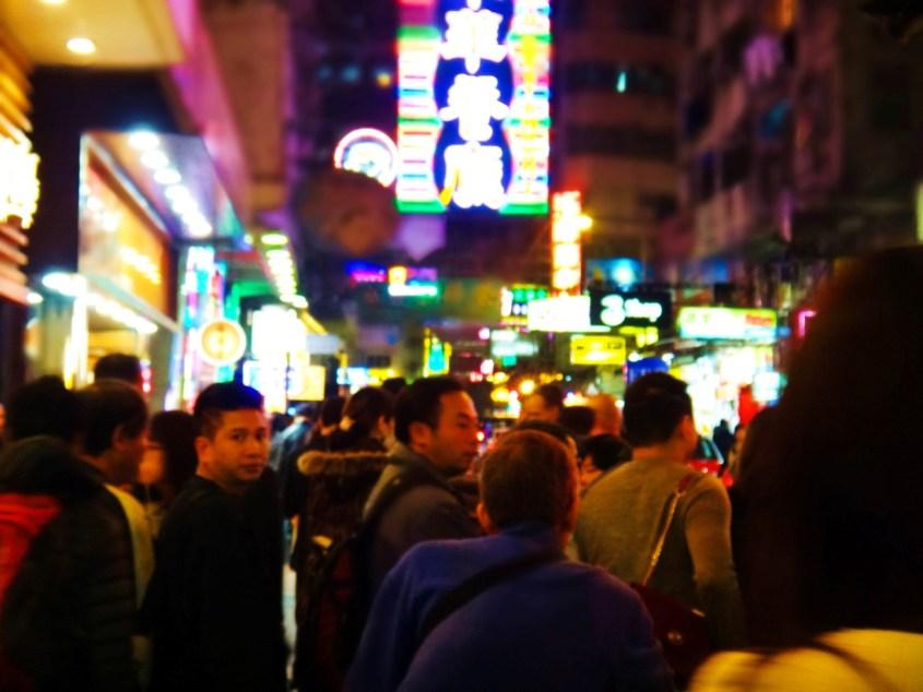 Hongkong kokemuksia | Kowloon