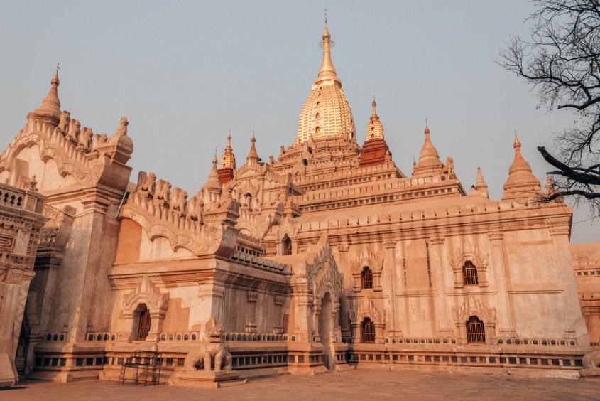 Bagan kokemuksia | temppelit