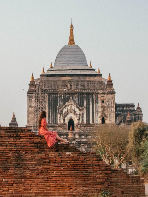 Bagan vinkit | temppeli